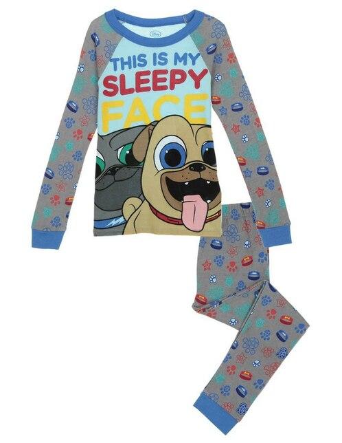 Conjunto Pijama Disney Collection Puppy Dog Pals d913cc92ffb