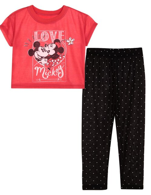 e893e78e04 Conjunto Disney Collection Mickey and Minnie