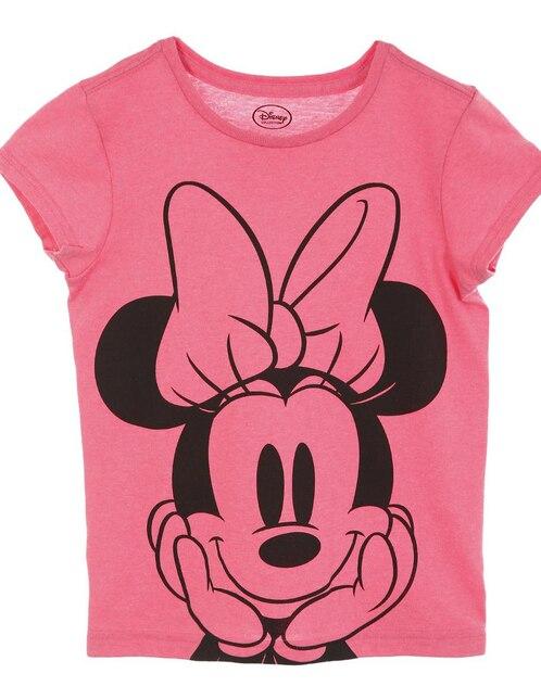 617cd9923 Playera Disney Collection Mickey and Minnie para niña