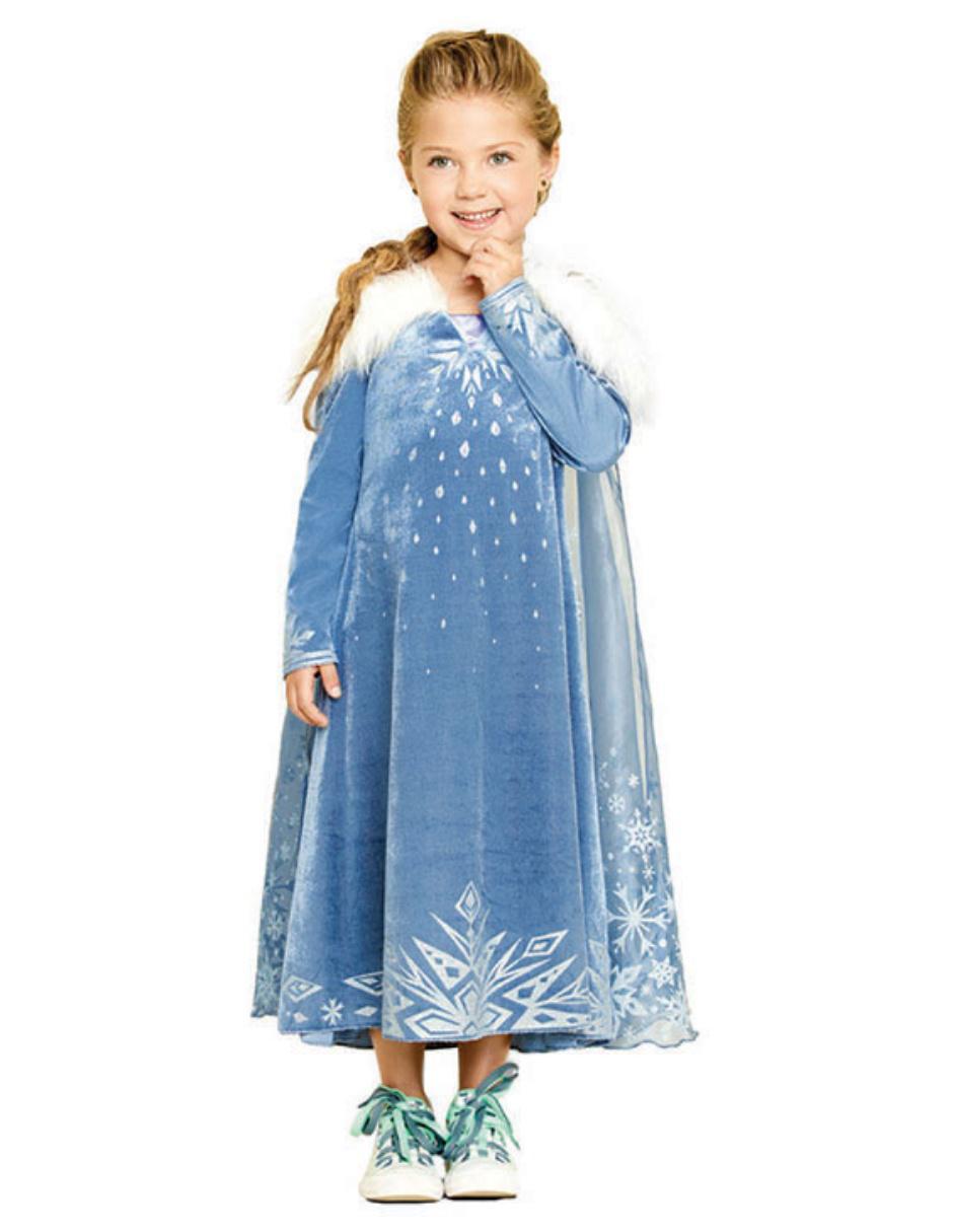 Vestido elsa frozen el corte ingles