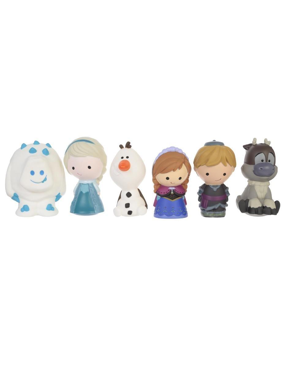 De Baño Collection Disney Frozen Set Juguetes rBCxWdoe